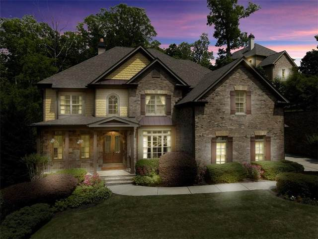 5709 Registry Oaks Lane, Mableton, GA 30126 (MLS #6878718) :: Thomas Ramon Realty