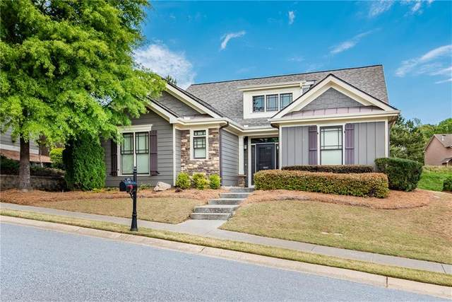 202 Morningstar Way, Ball Ground, GA 30107 (MLS #6878736) :: North Atlanta Home Team
