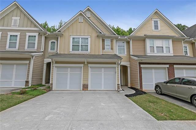 1777 Waterside Drive NW #8, Kennesaw, GA 30152 (MLS #6878768) :: North Atlanta Home Team