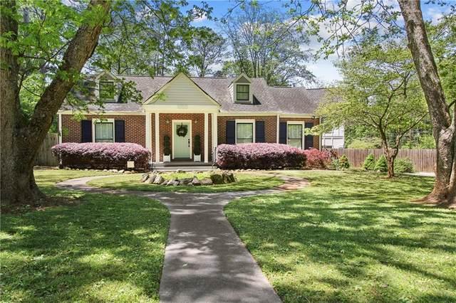 1265 Oldfield Road, Decatur, GA 30030 (MLS #6878825) :: Tonda Booker Real Estate Sales