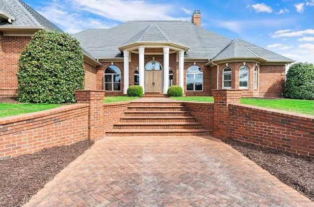 505 Wood Fall Road, Cedartown, GA 30125 (MLS #6878828) :: Kennesaw Life Real Estate