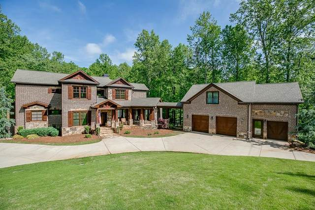 3601 Shoreland Drive, Buford, GA 30518 (MLS #6878830) :: Lucido Global