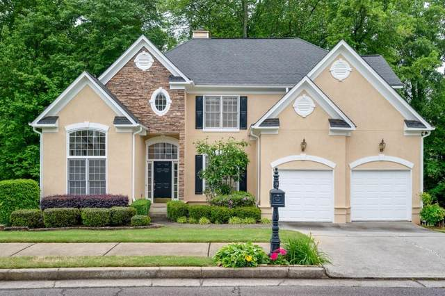400 Park Creek Drive, Alpharetta, GA 30005 (MLS #6878839) :: North Atlanta Home Team