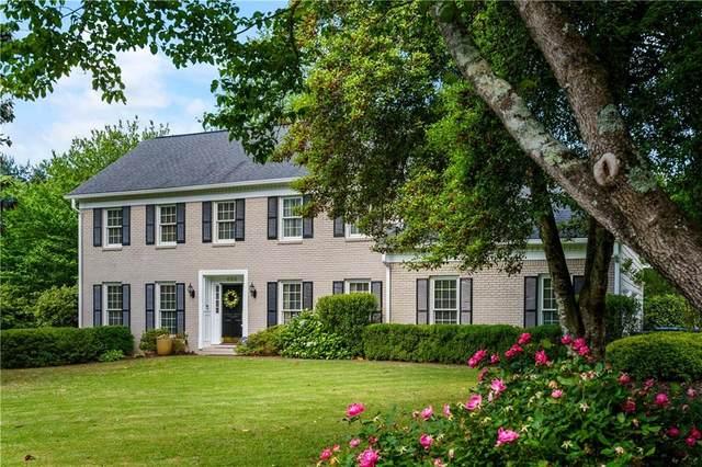 650 Saddle Creek Circle, Roswell, GA 30076 (MLS #6878862) :: North Atlanta Home Team