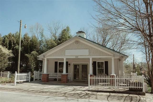 439 S Park Street, Dahlonega, GA 30533 (MLS #6878871) :: The Hinsons - Mike Hinson & Harriet Hinson