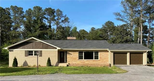 2304 Hwy 92 - Fairburn Road, Douglasville, GA 30135 (MLS #6878891) :: North Atlanta Home Team