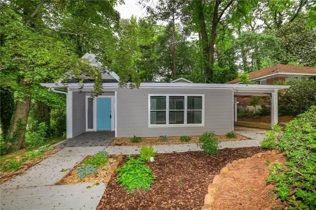 2024 Arlington Avenue NE, Atlanta, GA 30324 (MLS #6878892) :: North Atlanta Home Team