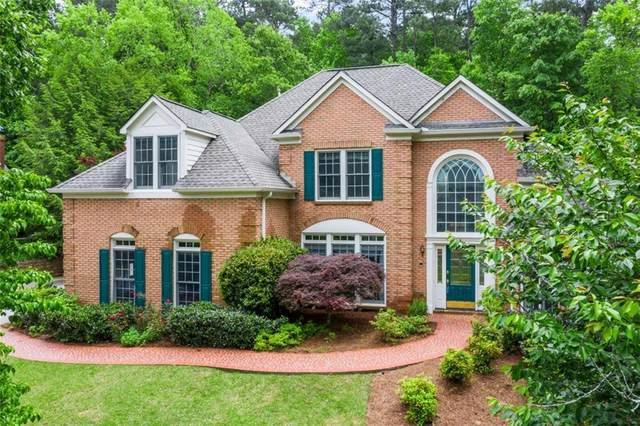 3955 Berkeley View Drive, Berkeley Lake, GA 30096 (MLS #6878921) :: North Atlanta Home Team
