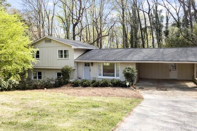 1307 Becket Drive NE, Brookhaven, GA 30319 (MLS #6878937) :: North Atlanta Home Team