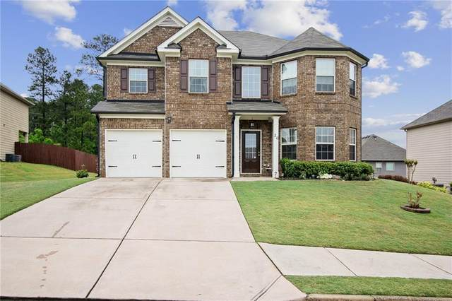 26 Denton Way, Acworth, GA 30101 (MLS #6878956) :: The Hinsons - Mike Hinson & Harriet Hinson