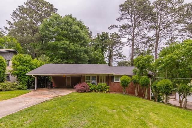 2830 Concord Drive, Decatur, GA 30033 (MLS #6878963) :: AlpharettaZen Expert Home Advisors