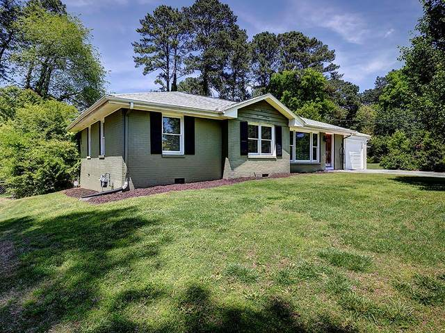2007 Drew Valley Road NE, Brookhaven, GA 30319 (MLS #6878971) :: North Atlanta Home Team