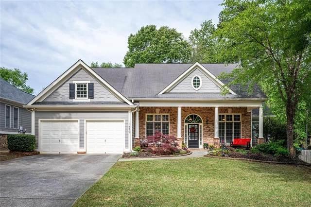 680 Riverwood Drive, Dallas, GA 30157 (MLS #6878976) :: North Atlanta Home Team