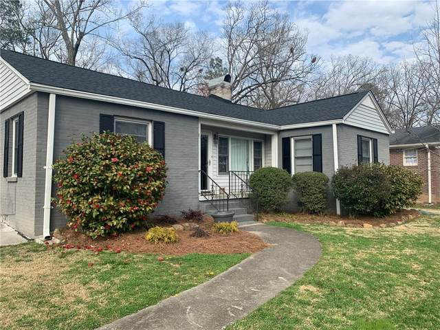206 Dodd Street NW, Rome, GA 30165 (MLS #6878977) :: North Atlanta Home Team