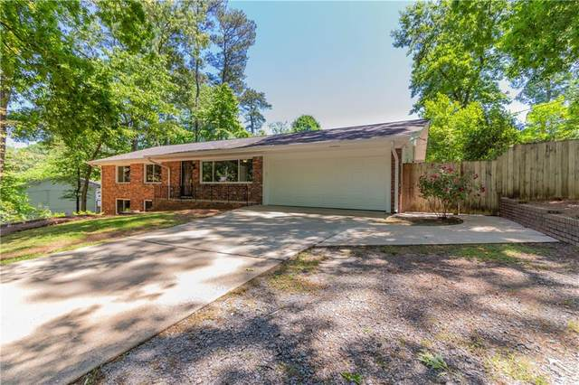 24 Old Farm Road, Marietta, GA 30068 (MLS #6878983) :: Kennesaw Life Real Estate