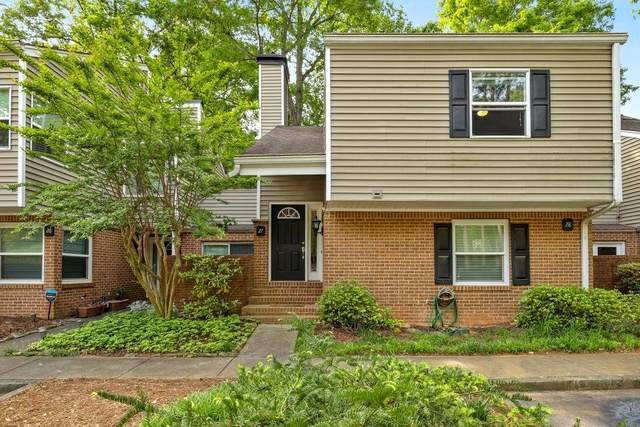27 Dunwoody Springs Drive #27, Atlanta, GA 30328 (MLS #6878993) :: Path & Post Real Estate