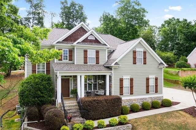 18 Mossy Rock Lane SW, Cartersville, GA 30120 (MLS #6879020) :: Thomas Ramon Realty