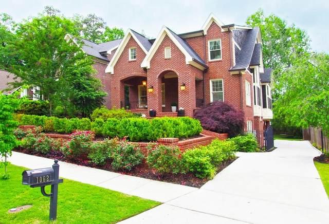 1062 Cumberland Road NE, Atlanta, GA 30306 (MLS #6879060) :: The Heyl Group at Keller Williams