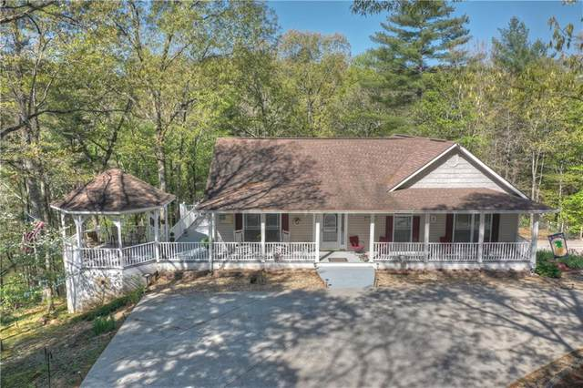 400 Pocaset Drive, Ellijay, GA 30540 (MLS #6879061) :: The Hinsons - Mike Hinson & Harriet Hinson