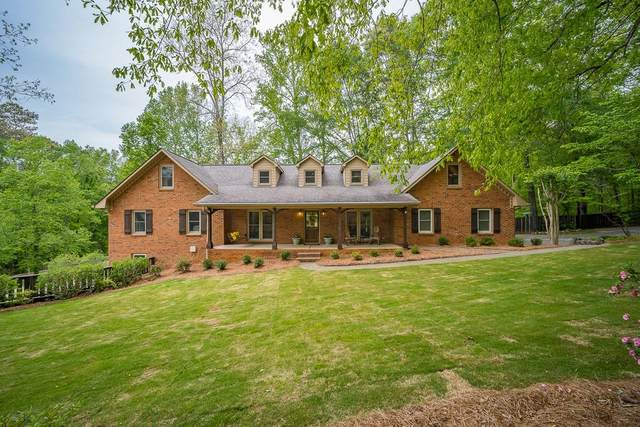 367 Hasty Trail, Canton, GA 30115 (MLS #6879066) :: The Hinsons - Mike Hinson & Harriet Hinson