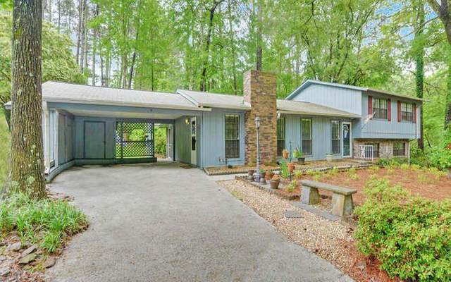 3122 Fireplace Trail, Snellville, GA 30078 (MLS #6879074) :: Maria Sims Group