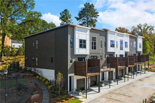 1330 Eastland Rd #4, Atlanta, GA 30316 (MLS #6879090) :: Path & Post Real Estate