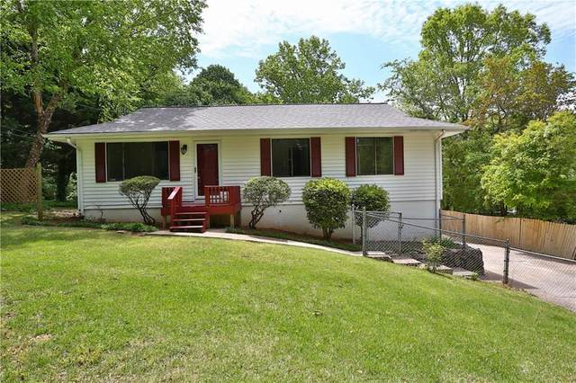 4536 Old Cornelia Highway, Gainesville, GA 30507 (MLS #6879104) :: North Atlanta Home Team