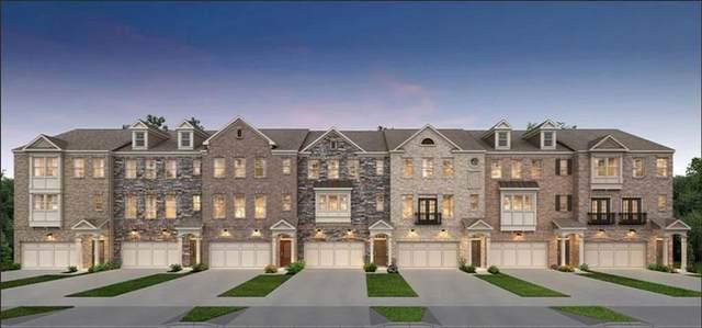 1393 Harris Way #3, Brookhaven, GA 30319 (MLS #6879135) :: North Atlanta Home Team