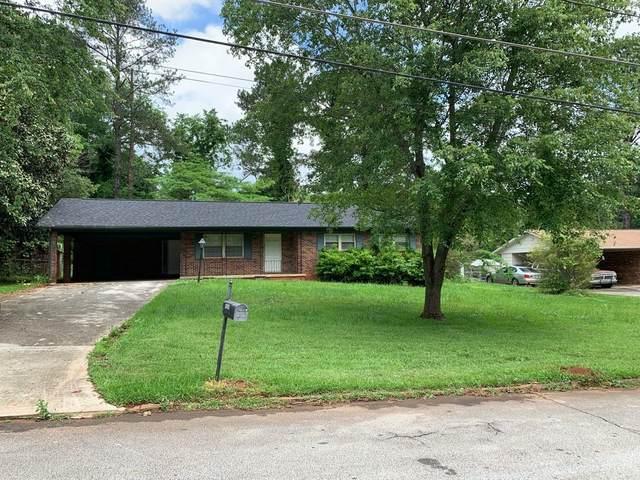 4364 John Wesley Drive, Decatur, GA 30035 (MLS #6879137) :: Rock River Realty
