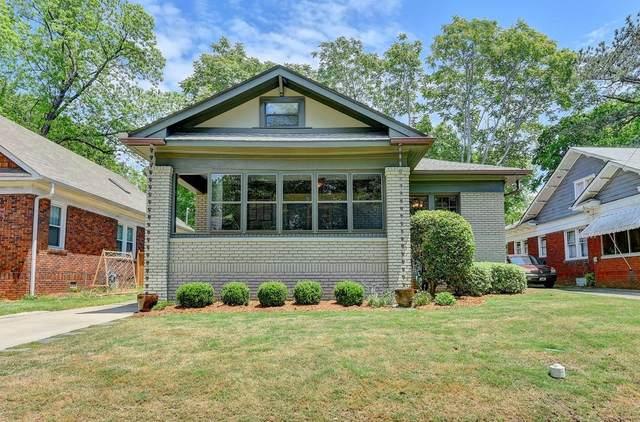 202 Feld Avenue, Decatur, GA 30030 (MLS #6879154) :: North Atlanta Home Team