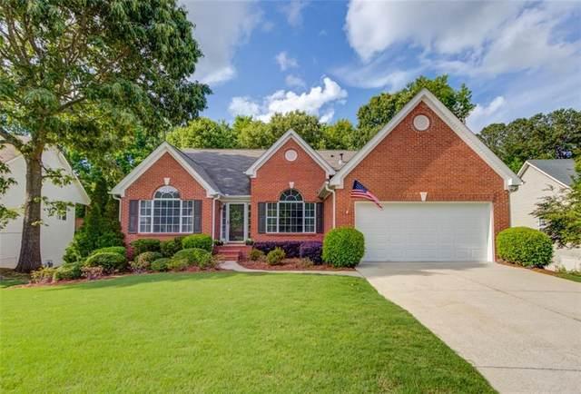1810 Heatherton Road, Dacula, GA 30019 (MLS #6879155) :: North Atlanta Home Team