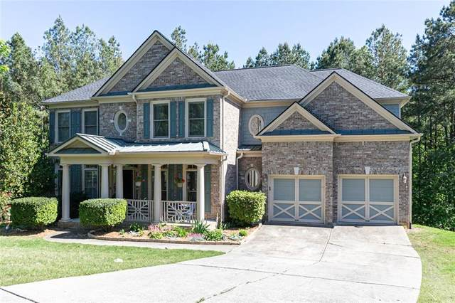 351 Thorncliff Way, Acworth, GA 30101 (MLS #6879163) :: The Hinsons - Mike Hinson & Harriet Hinson