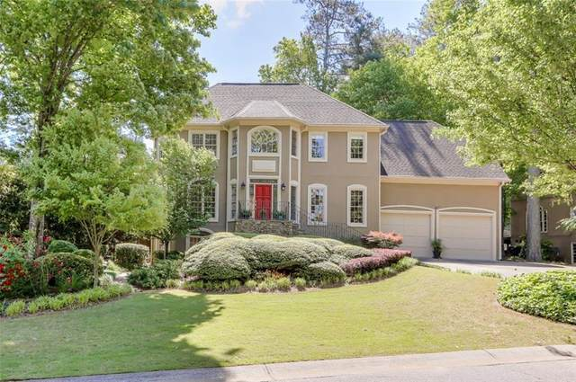 949 Ashebrooke Place NE, Marietta, GA 30068 (MLS #6879174) :: North Atlanta Home Team