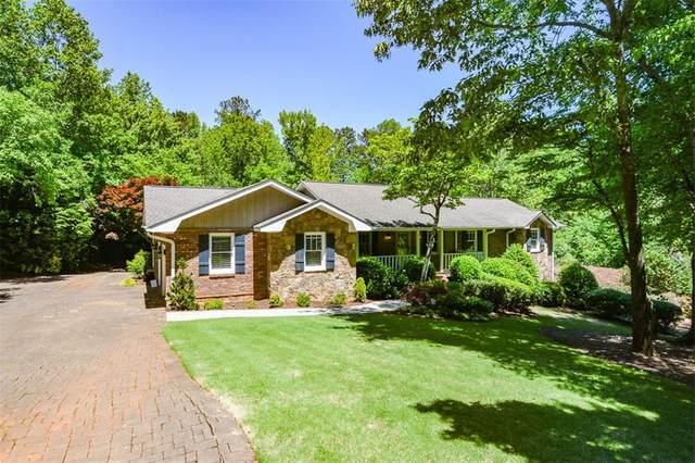 2789 Pete Shaw Road, Marietta, GA 30066 (MLS #6879178) :: Good Living Real Estate