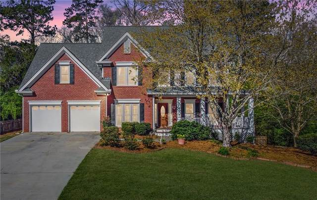 3457 Fox Hollow Drive, Marietta, GA 30068 (MLS #6879181) :: Maria Sims Group