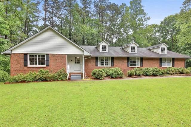 6280 White Mill Road, Fairburn, GA 30213 (MLS #6879187) :: North Atlanta Home Team