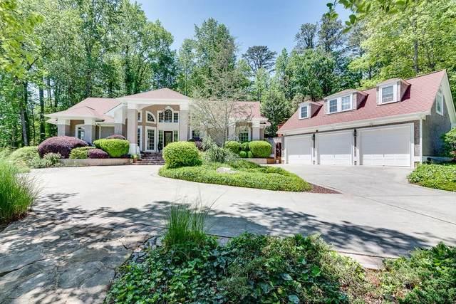 2735 Cardinal Lake Circle, Duluth, GA 30096 (MLS #6879206) :: 515 Life Real Estate Company