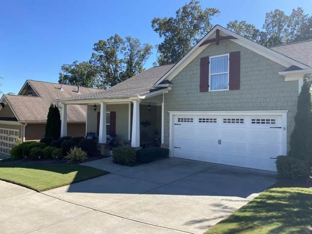 131 Mount Moriah, Ball Ground, GA 30107 (MLS #6879207) :: 515 Life Real Estate Company