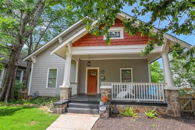 1338 Dekalb Avenue NE, Atlanta, GA 30307 (MLS #6879209) :: 515 Life Real Estate Company