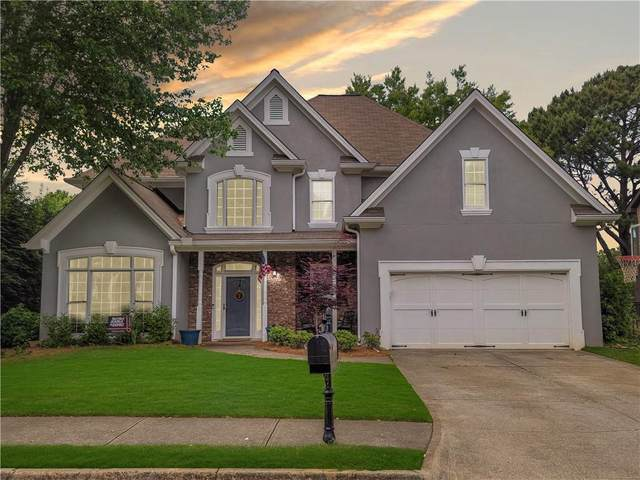 310 Fieldstone Walk, Alpharetta, GA 30005 (MLS #6879224) :: North Atlanta Home Team