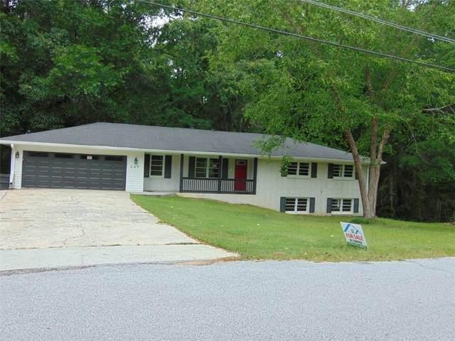 469 Hilltop Road SW, Conyers, GA 30094 (MLS #6879233) :: North Atlanta Home Team