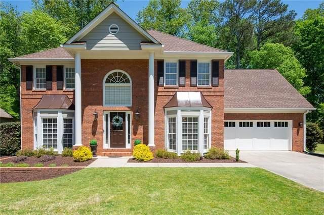 685 Trailwood Lane SW, Marietta, GA 30064 (MLS #6879236) :: North Atlanta Home Team