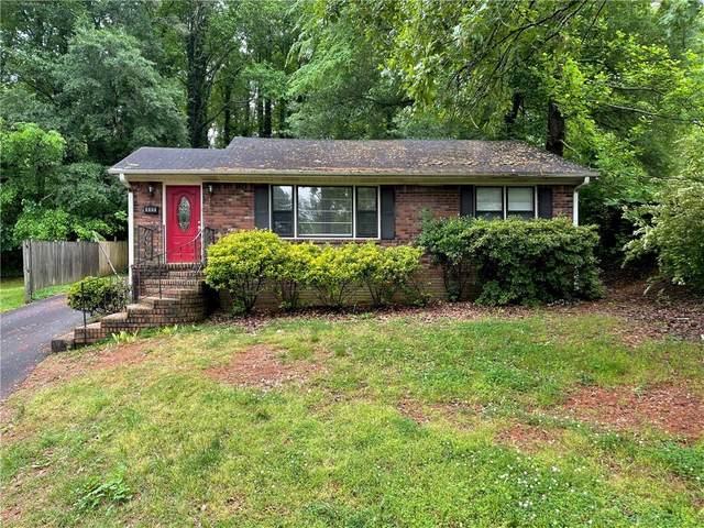 480 Lemon Street NE, Marietta, GA 30060 (MLS #6879238) :: 515 Life Real Estate Company