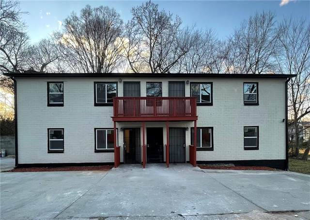 1178 Joseph E Boone Boulevard NW, Atlanta, GA 30314 (MLS #6879242) :: 515 Life Real Estate Company