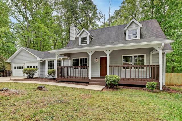 7160 Whitfield Drive, Riverdale, GA 30296 (MLS #6879261) :: 515 Life Real Estate Company