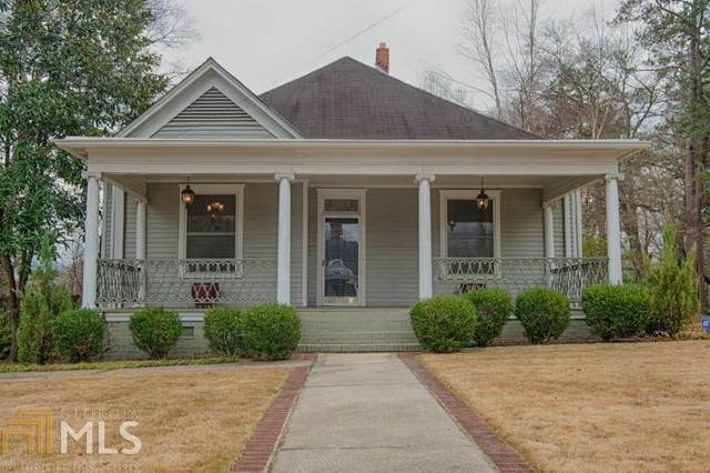 1808 Cambridge Avenue, College Park, GA 30337 (MLS #6879270) :: Maria Sims Group