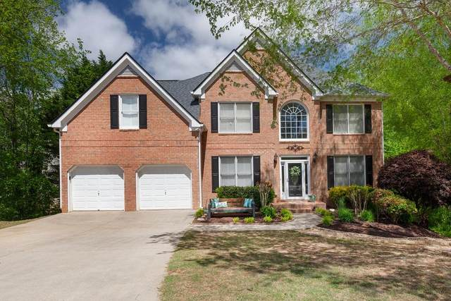 5409 Anemone Court NW, Acworth, GA 30102 (MLS #6879294) :: Path & Post Real Estate