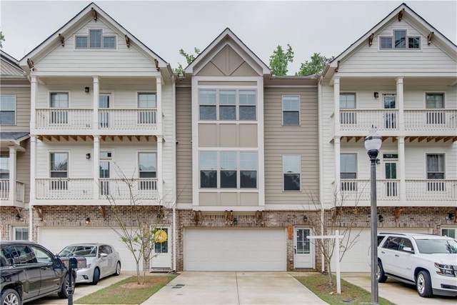 2422 Misty Hollow Place #13, College Park, GA 30337 (MLS #6879303) :: Lucido Global