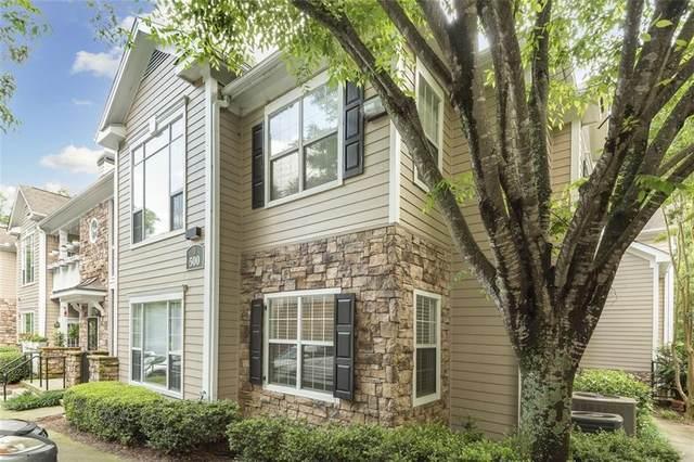 2400 Cumberland Parkway SE 5-511, Atlanta, GA 30339 (MLS #6879304) :: North Atlanta Home Team