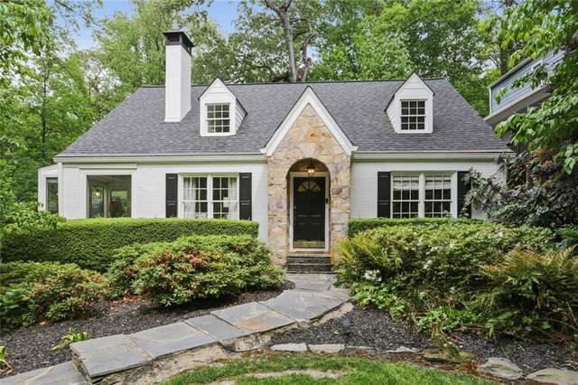 2095 Northside Drive NW, Atlanta, GA 30305 (MLS #6879319) :: Scott Fine Homes at Keller Williams First Atlanta